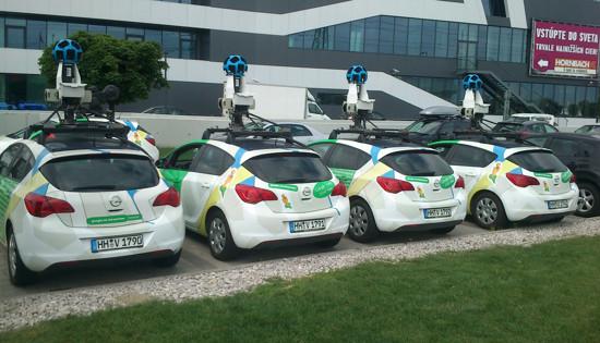 Google potvrdil ďalšie fotenie Slovenska