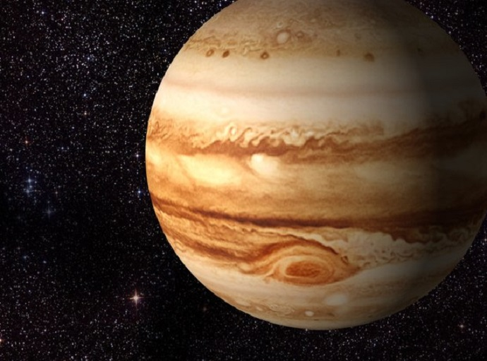 Záhadnú Veľkú červenú škvrnu na Jupiteri vypálilo Slnko